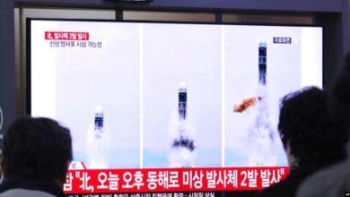 Corea del Norte lanza misiles, Casa Blanca montonera situación 2