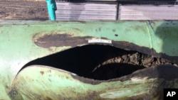 Derrame petrolero en Dakota del Norte es peor de lo pensado 7