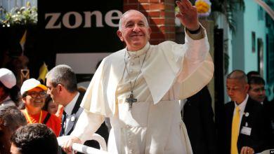 El papa pide protección para mujeres y niños en Tailandia 3