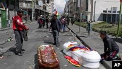 Estados Unidos confía en que nuevas elecciones traigan paz a Bolivia 16