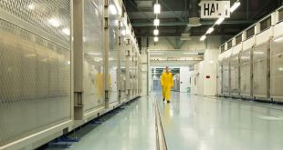 Existencia de agua pesada de Irán excede límite autorizado: AIEA 63