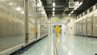 Existencia de agua pesada de Irán excede límite autorizado: AIEA 3