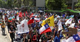 Human Rights Watch cuestiona derechos humanos en Chile; siguen las protestas 8