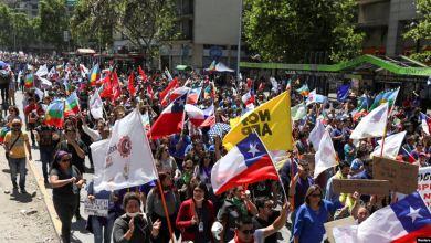Human Rights Watch cuestiona derechos humanos en Chile; siguen las protestas 2