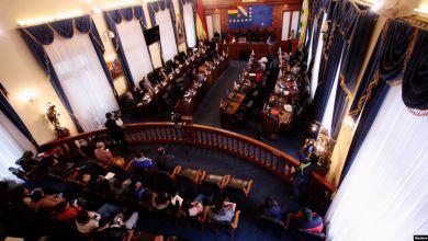 Legisladores bolivianos analizan propuesta de ley para nuevas elecciones 6