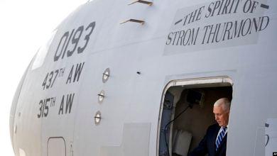 Pence trabaja para tranquilizar a los aliados kurdos en un viaje sorpresa por Irak 6