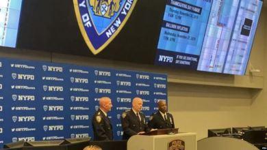 Policía de NY garantiza seguridad durante desfile por Día de Acción de Gracias 4