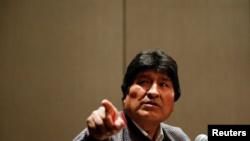 Presidenta interina de Bolivia convoca a elecciones; legisladores aceptan renuncia de Evo Morales 8