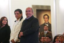 Photo of Presidenta interina de Bolivia posesiona a nuevo gabinete