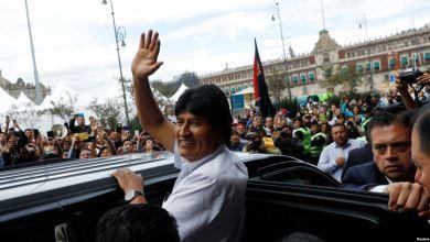 ¿Quiénes renunciaron al gabinete de Evo Morales? 8