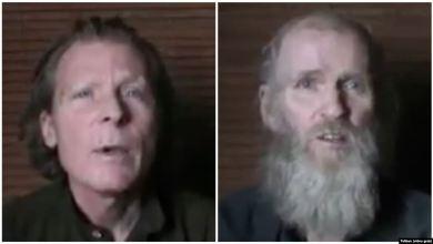 ¿Quiénes son los rehenes extranjeros liberados por los talibanes? 5