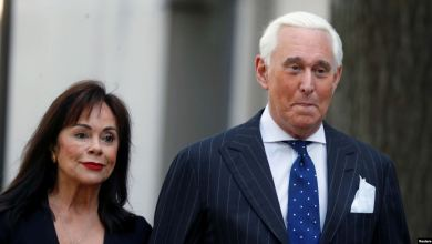 Photo of Roger Stone, aliado de Trump, culpable de manipular testigos