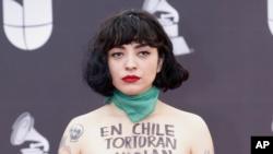 Rosalía es la gran ganadora de los Grammy Latinos 2019 2