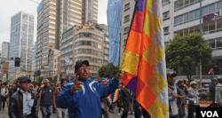 Senadora Jeanine Áñez asume la presidencia de Bolivia 8