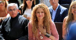 Shakira planea tributo a la cultura latina en el próximo Super Bowl 16