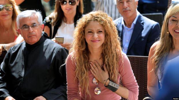 Shakira planea tributo a la cultura latina en el próximo Super Bowl 1