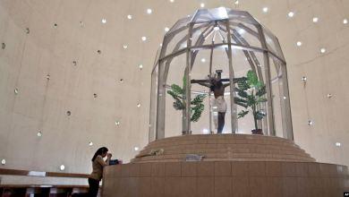 Photo of Simpatizantes sandinistas asedian Iglesia católica en Nicaragua