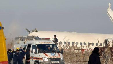 Al menos 12 muertos en accidente aéreo en Kazajistán 5