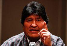 Photo of Canciller: Expresidente de Bolivia Evo Morales está en Argentina como refugiado