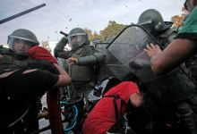 """CIDH condena """"uso excesivo"""" de la fuerza en Chile 7"""