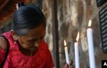 Photo of Demandan al estado salvadoreño a cumplir reparaciones por masacre de El Mozote