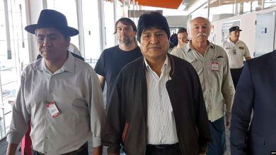 Desde Argentina, Evo Morales insiste en que no hubo fraude en elecciones 3