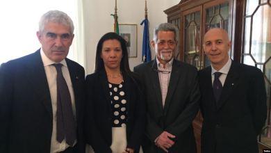 Photo of Diputados venezolanos opositores son recibidos en Italia