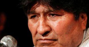 Evo Morales convoca desde Argentina un acto en la frontera con Bolivia 9
