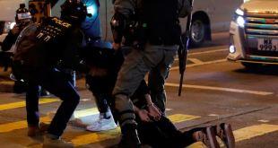 Hong Kong: Ambiente poco festivo ante llegada de Año Nuevo 5