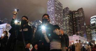 Hong Kong finalizará el año con múltiples protestas 11