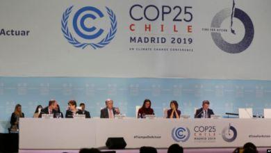 Incertidumbre por un nuevo acuerdo climático en la COP25 2