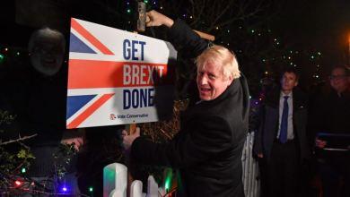 Johnson promete concluir votación del Brexit en Parlamento para Navidad 2
