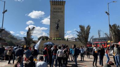 Líderes de protestas convocan nueva movilización en Colombia para el lunes 4