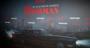 The Irishman estrena en Netflix