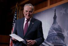 Schumer pide declaración en el Senado de cuatro funcionarios de la Casa Blanca para juicio político a Trump 6