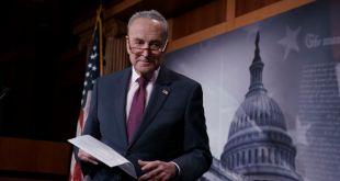 Schumer pide declaración en el Senado de cuatro funcionarios de la Casa Blanca para juicio político a Trump 13
