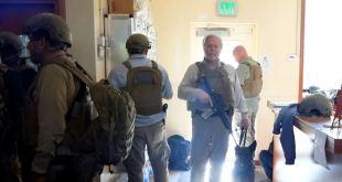 Seguidores de milicia chií asaltan la embajada de EE.UU. en Irak 9