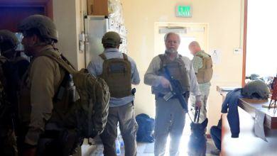 Seguidores de milicia chií asaltan la embajada de EE.UU. en Irak 2