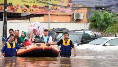 Al menos 9 muertos por inundaciones en Indonesia 1