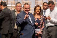 Photo of Alejandro Giammattei asumirá la presidencia de Guatemala