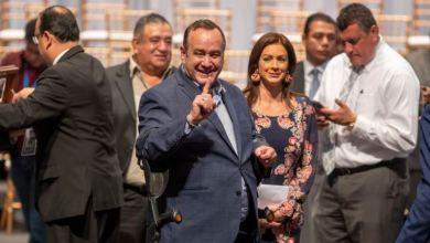 Alejandro Giammattei asumirá la presidencia de Guatemala 2