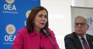 Bolivia apoya reelección de Almagro en la OEA 9
