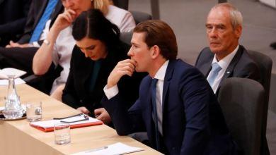 Conservadores y Verdes acuerdan coalición en Austria 2