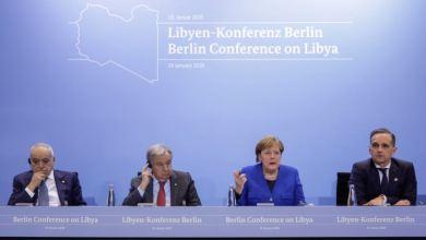 Cumbre de Libia termina con la promesa de respetar embargo de armas 5