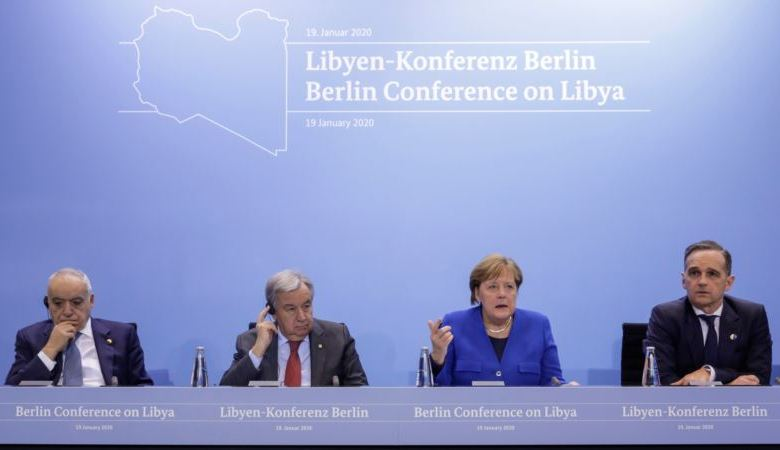 Cumbre de Libia termina con la promesa de respetar embargo de armas 3