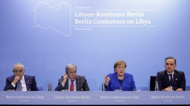 Cumbre de Libia termina con la promesa de respetar embargo de armas 1