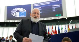 Davos: UE detecta cambios en política climática de EE.UU. 3