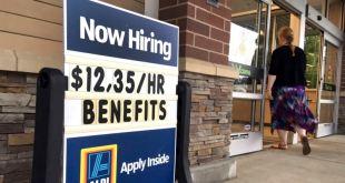 EE.UU: En diciembre disminuyó el crecimiento de empleos 19