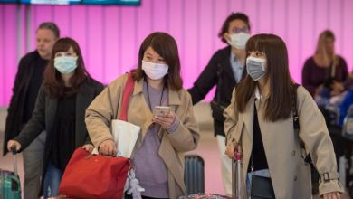 "Photo of EE.UU. pide ""reconsiderar"" viajes a China por virus"
