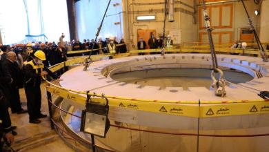 EE.UU. sanciona organización nuclear de Irán 2
